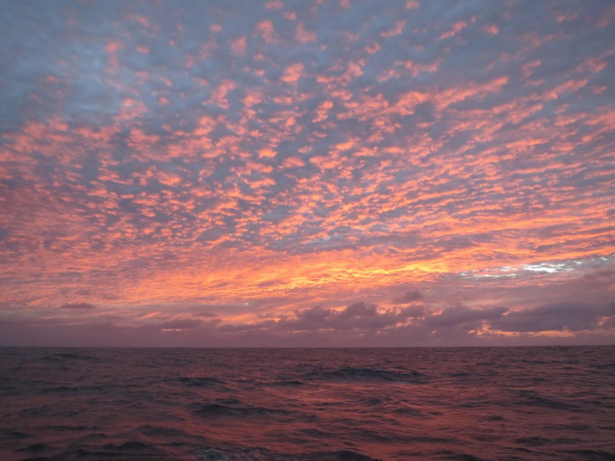 20. Feu d'artifice au nord de l'équateur