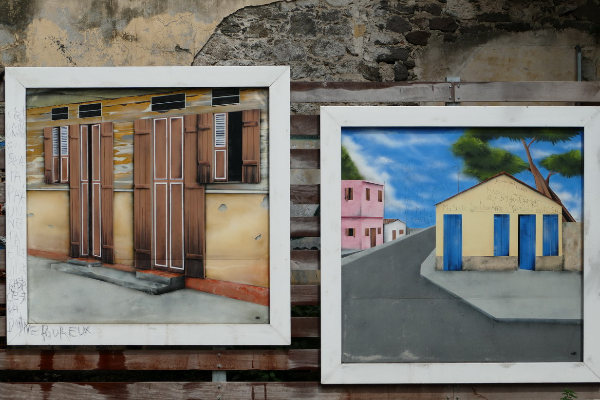20. Fort-de-France ; Street art