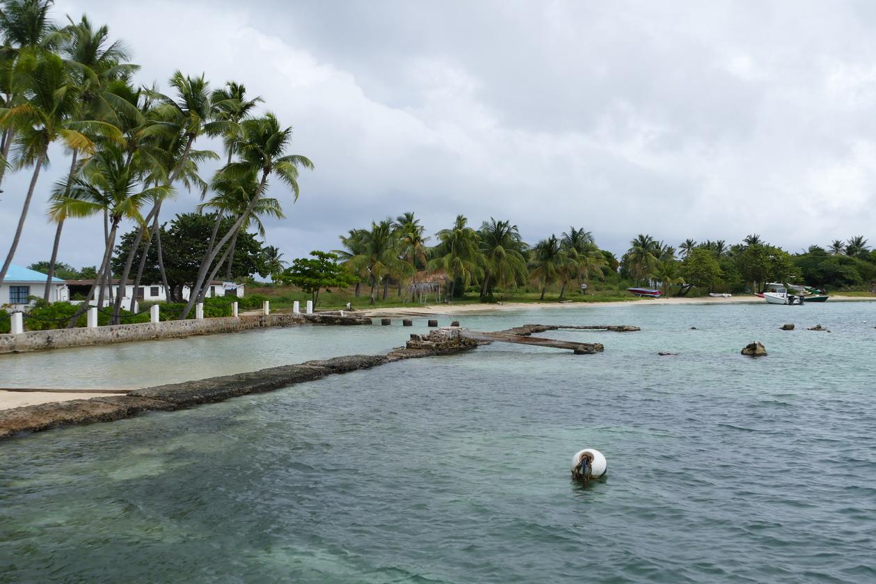 20. Union island, Clifton harbour