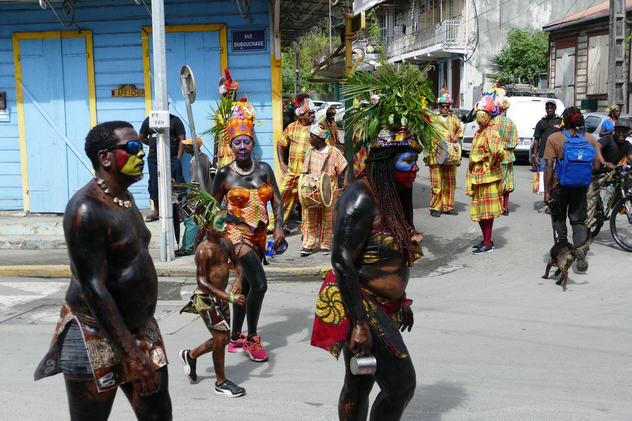 21. Le carnaval de Pointe-à-Pitre