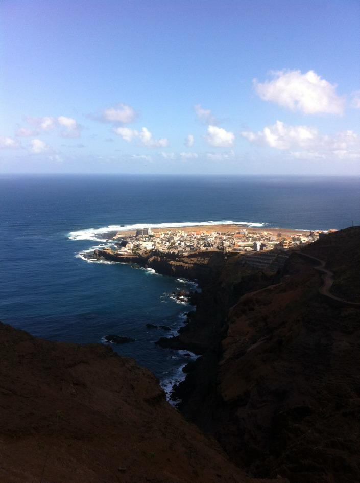 21. Punta do Sol, vue de l'ouest