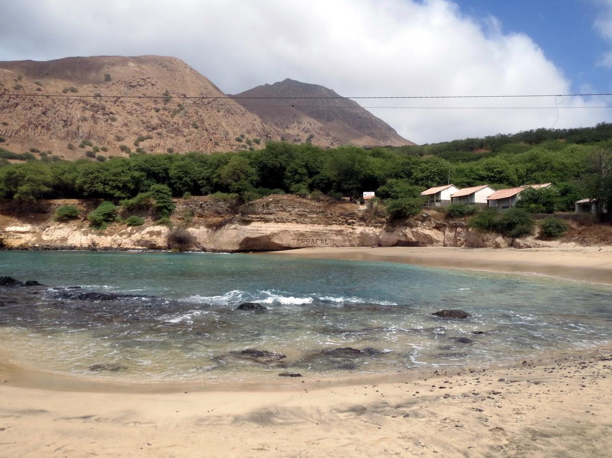 21. Santiago, plage de Tarrafal