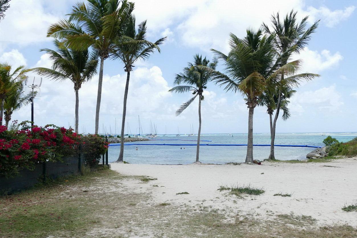 21. St François, la plage protégée