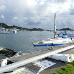 21. St Martin, Marigot, Simpson bay lagoon