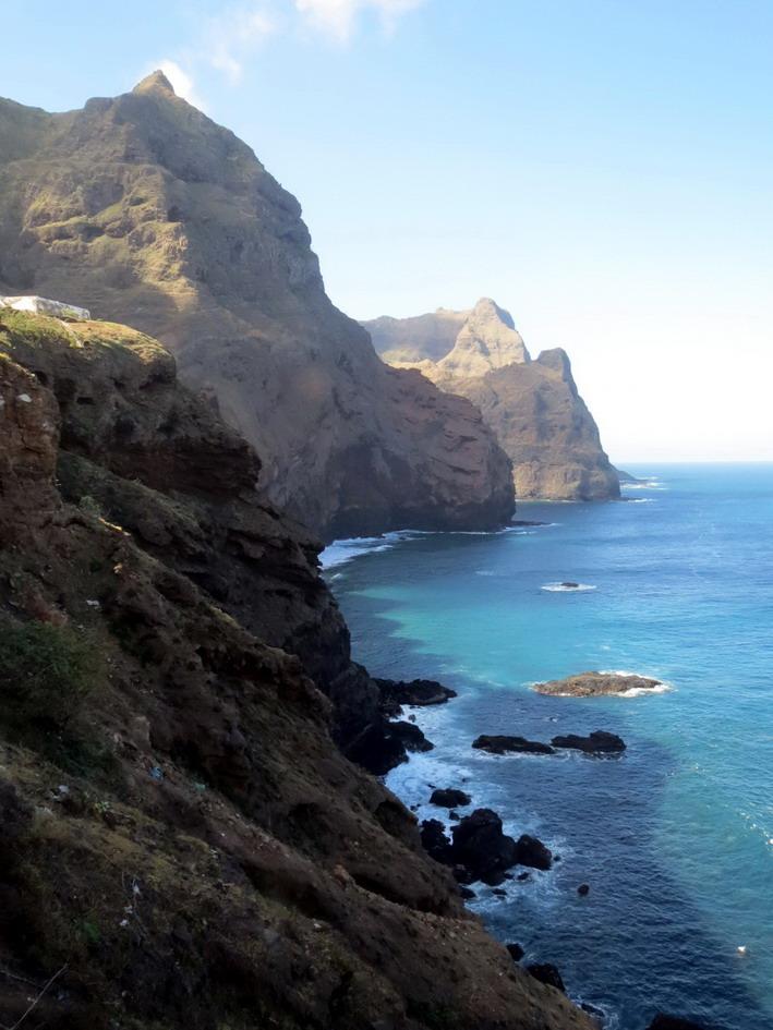 22. La côte sauvage vers Fontainhas