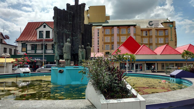 22. Paramaribo