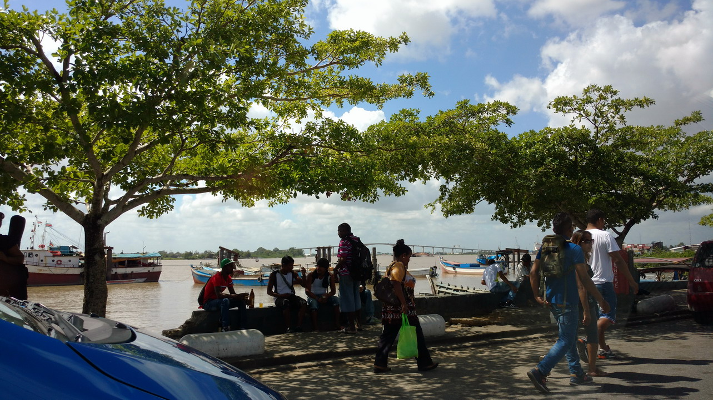 23. Paramaribo