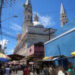 23. Recife, le quartier Sao José et la basilica da Penha