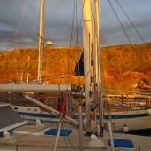 23. Puerto Tazacorte, couleurs du soir