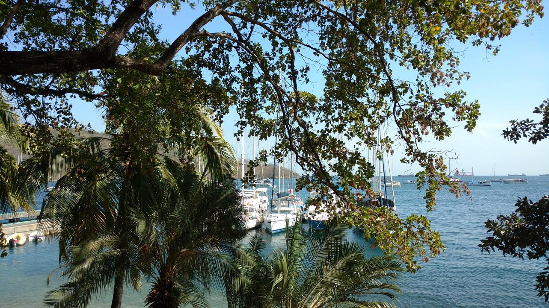 24. Chagaramas bay, Peake marina