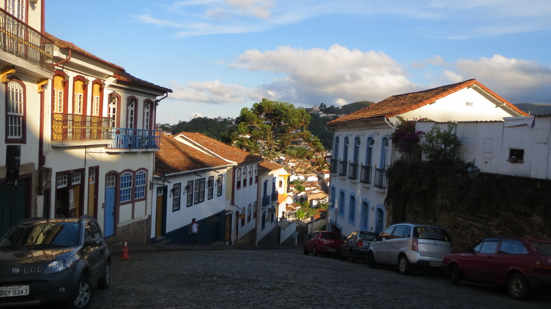 24. Couleurs du soir à Ouro Preto