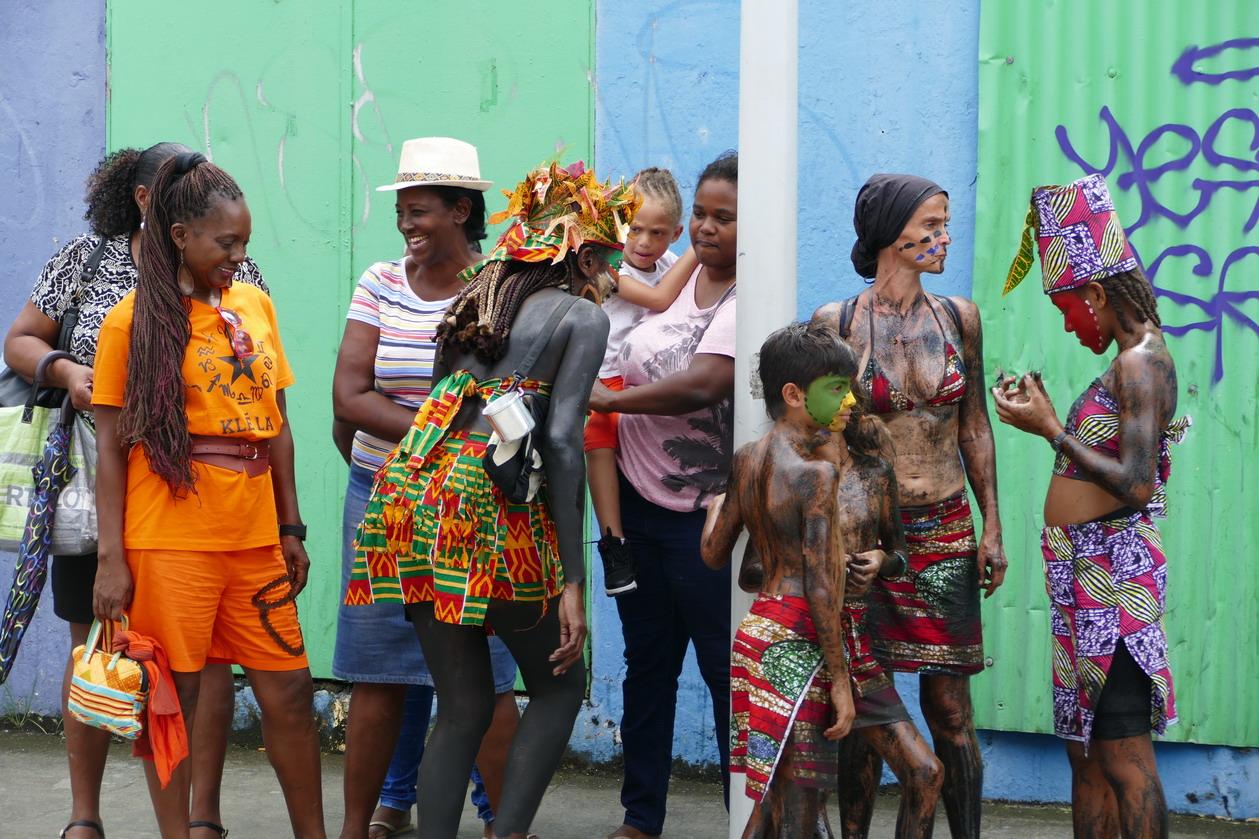 24. Le carnaval de Pointe-à-Pitre