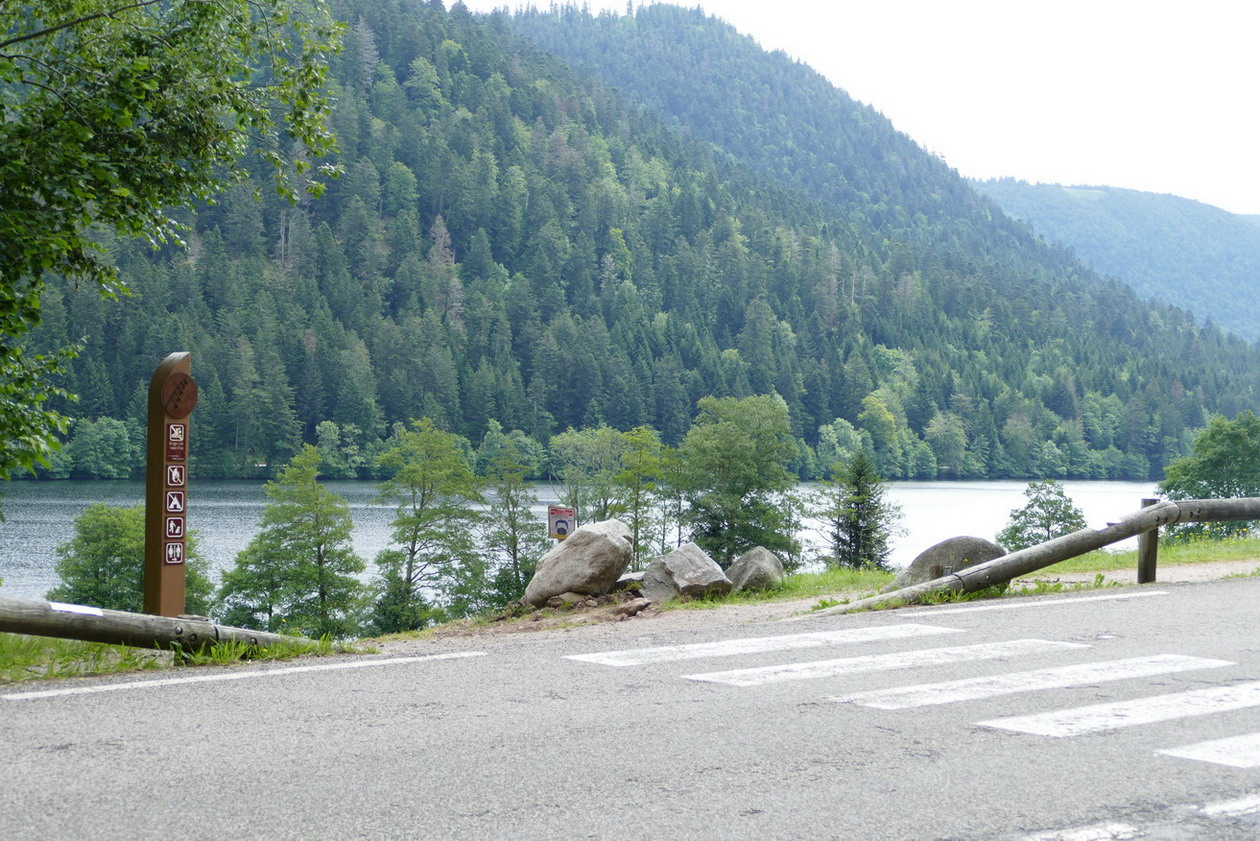 24. Le lac de Xonrupt-Longemer