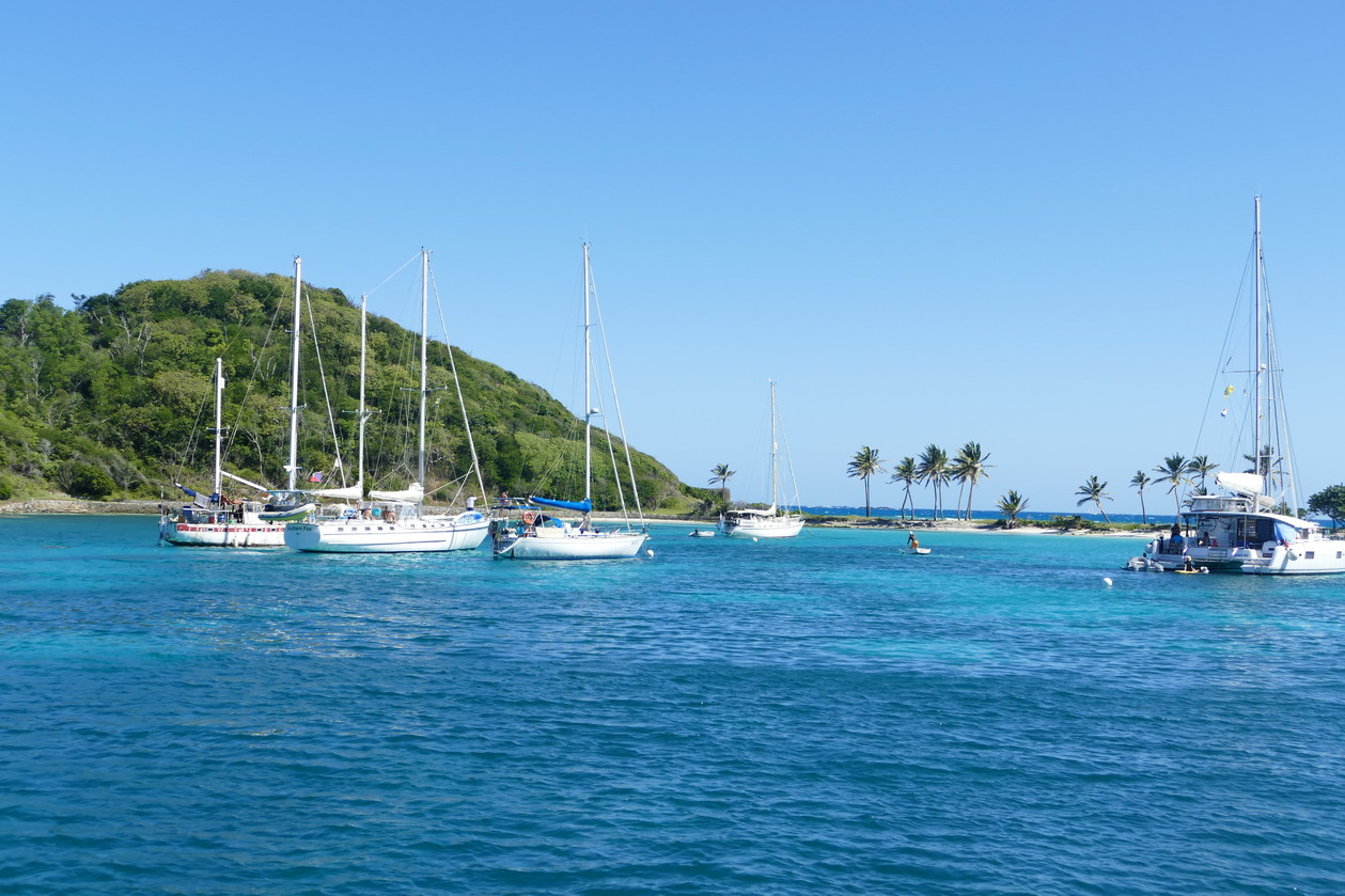 24. Mayreau, Salt whistle bay