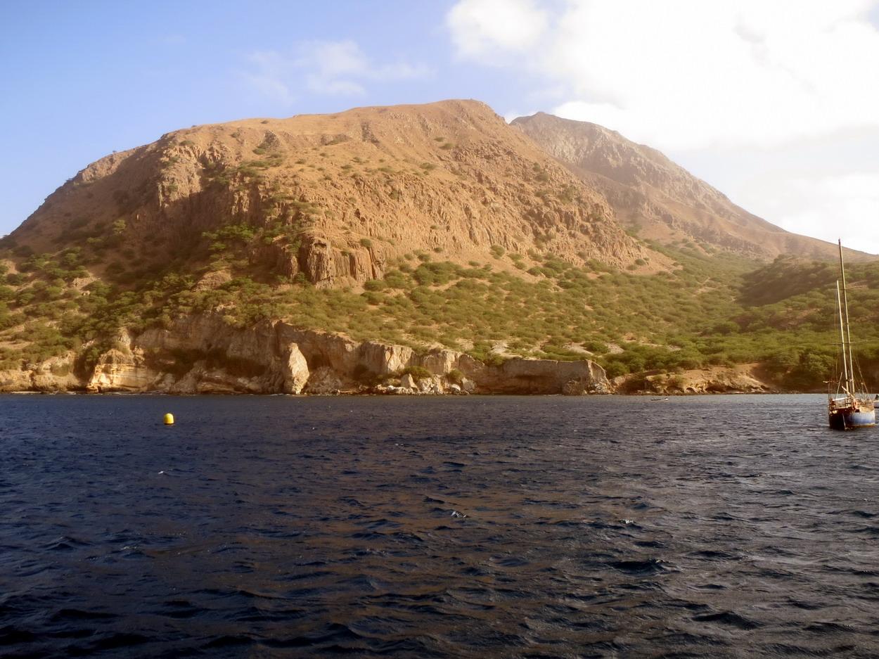 24. Tarrafal, le mont Graciosa