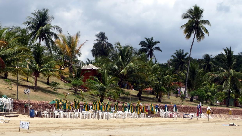 25. Baia de Todos os Santos, île de Prades