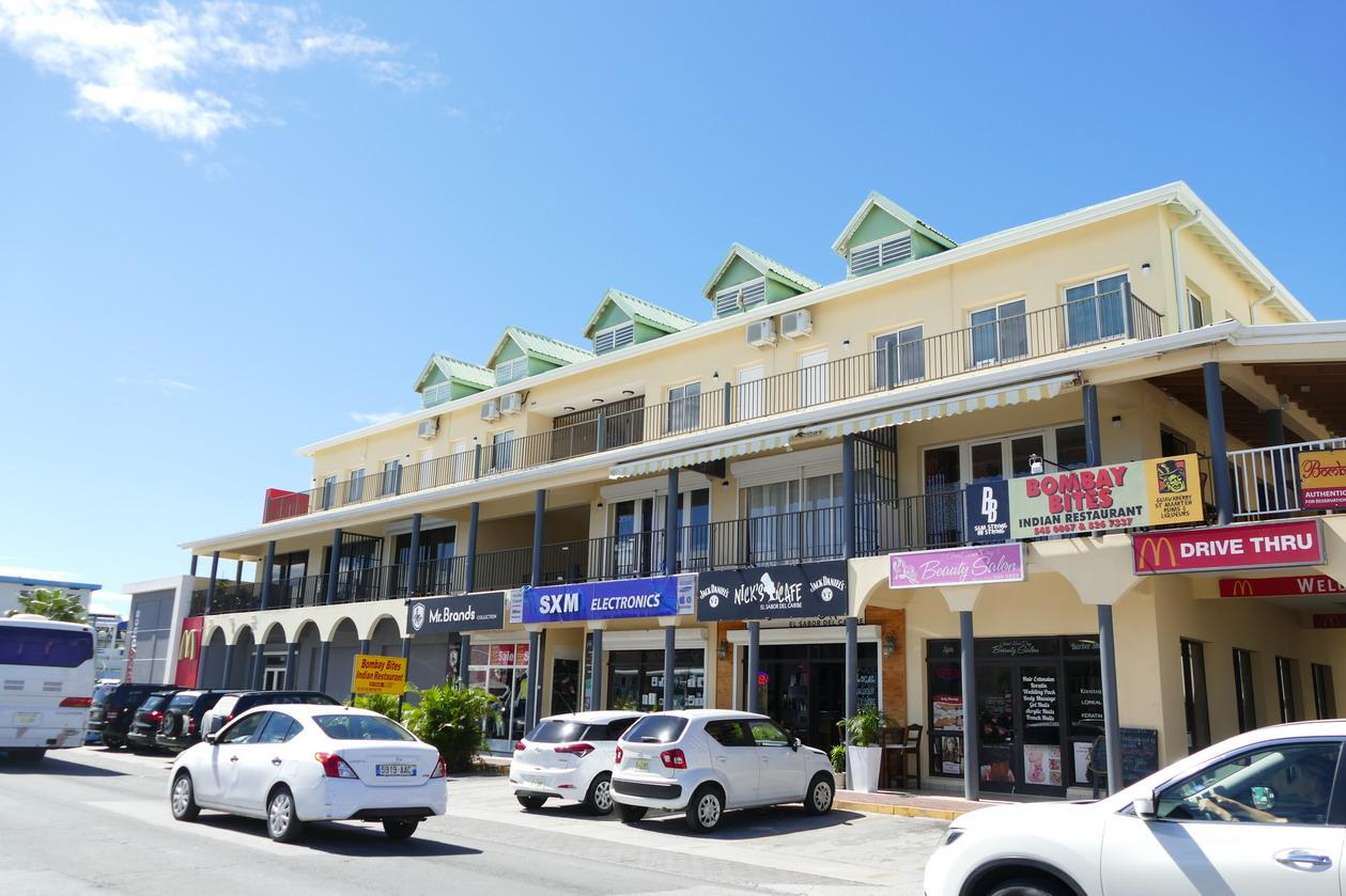 25. Sint Maarten, Maho beach