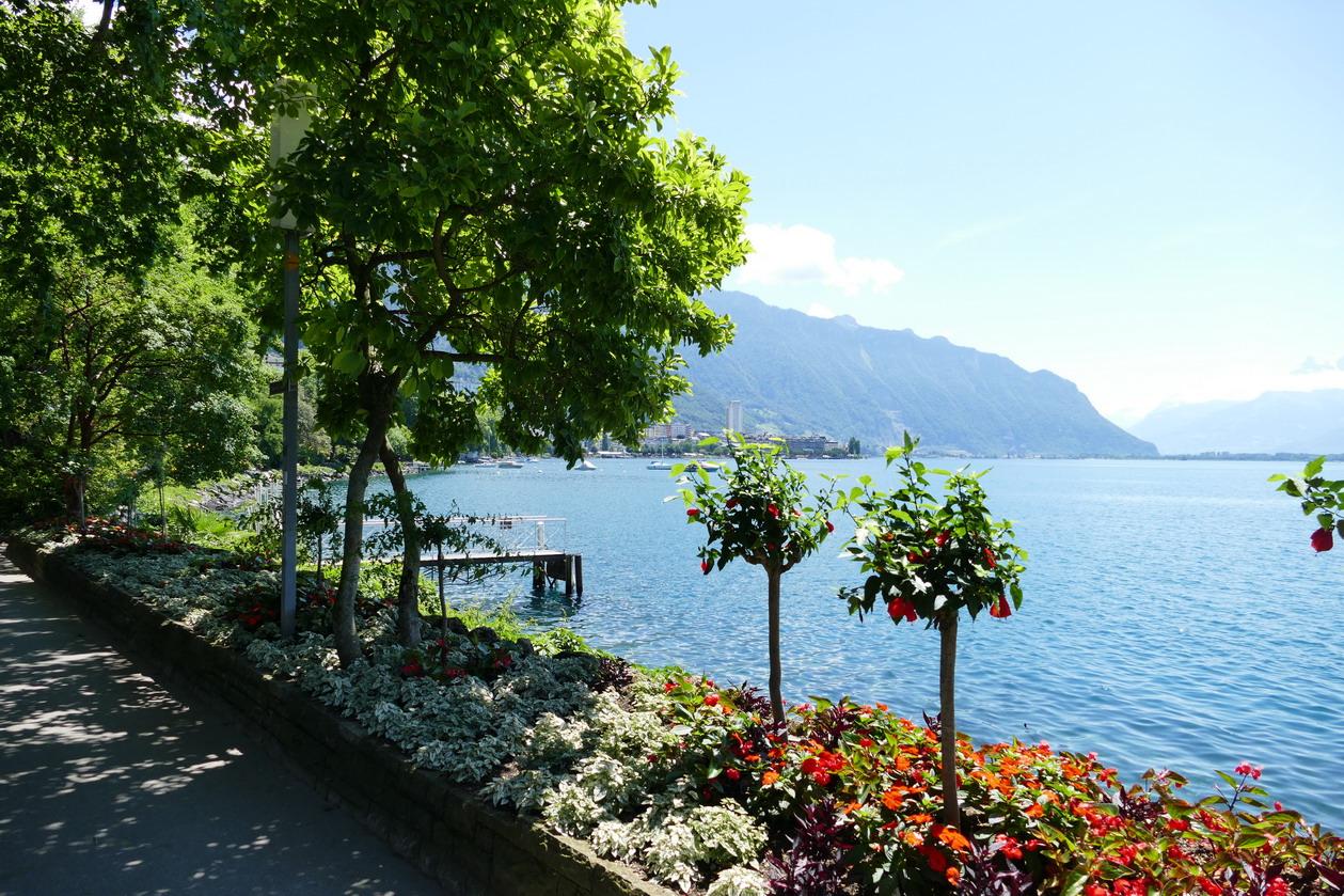 26. Lac Léman - Montreux