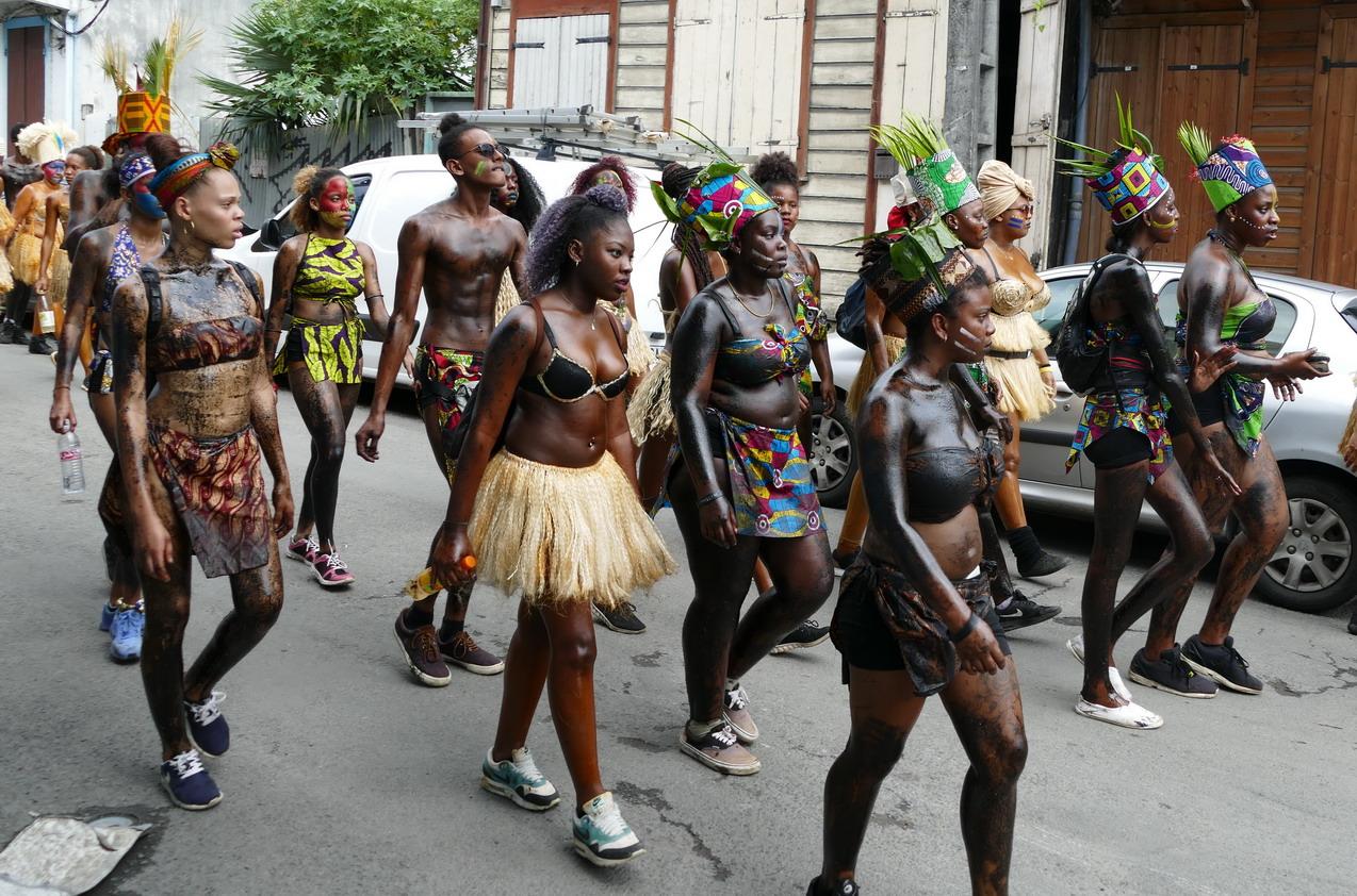 26. Le carnaval de Pointe-à-Pitre