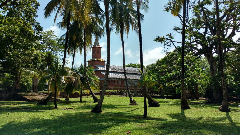 27. Île Royale, la chapelle