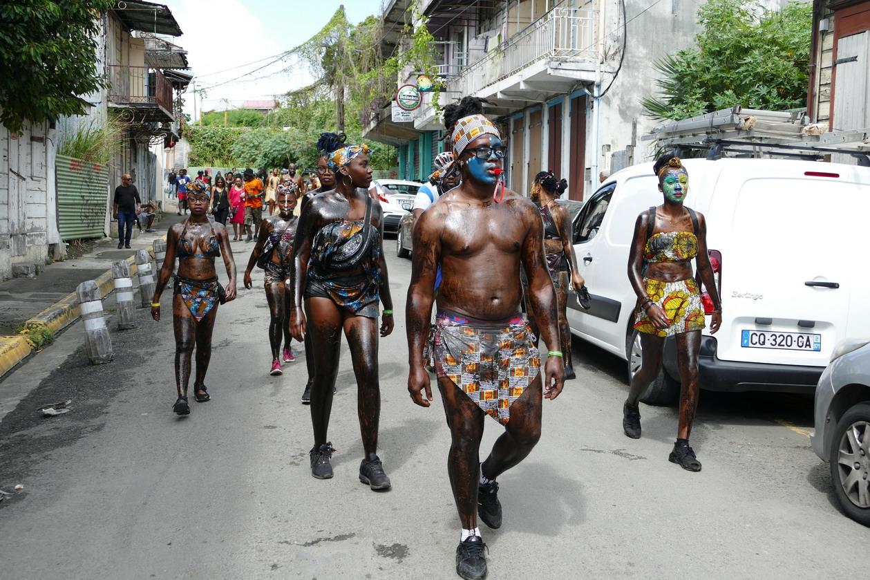 27. Le carnaval de Pointe-à-Pitre