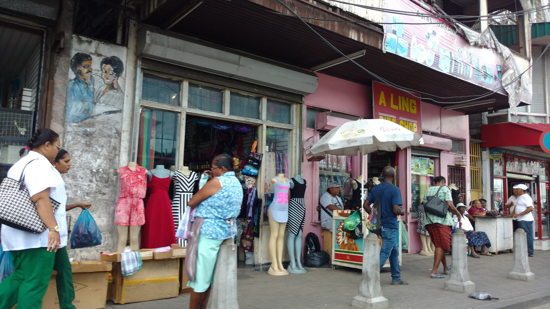 27. Paramaribo