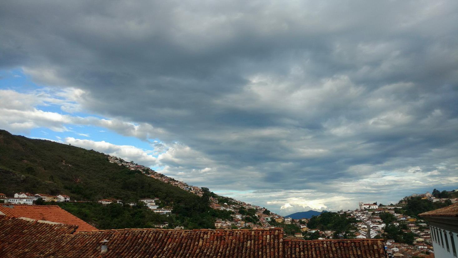 28. Couleurs du soir à Ouro Preto