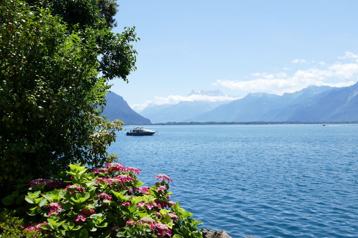28. Lac Léman - Montreux