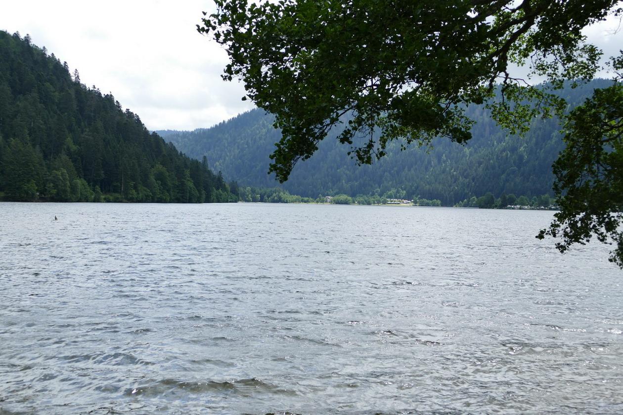 28. Le lac de Xonrupt-Longemer