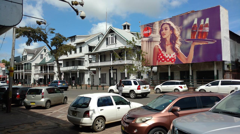 28. Paramaribo