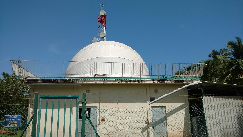 29. Île Royale, le cinétélescope pour observer la trajectoire des fusées