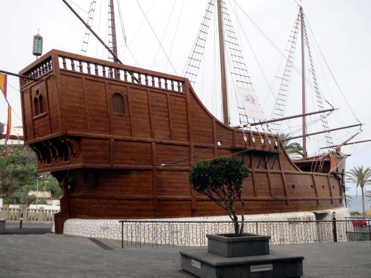 29. Santa Cruz de La Palma, le musée naval