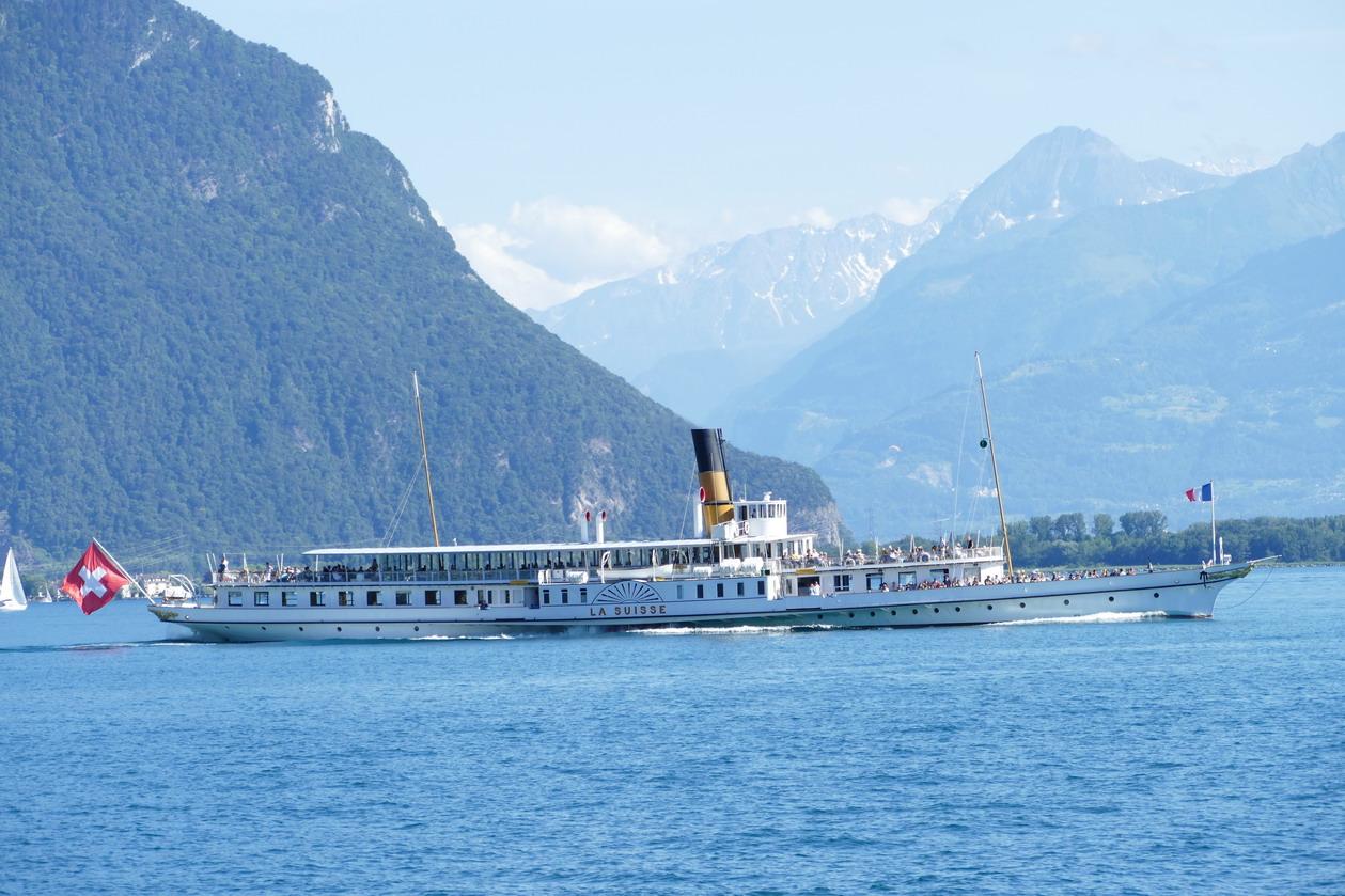30. Lac Léman - Montreux