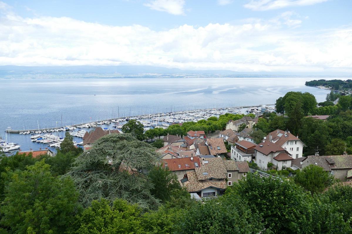 30. Lac Léman - Thonon-les-Bains
