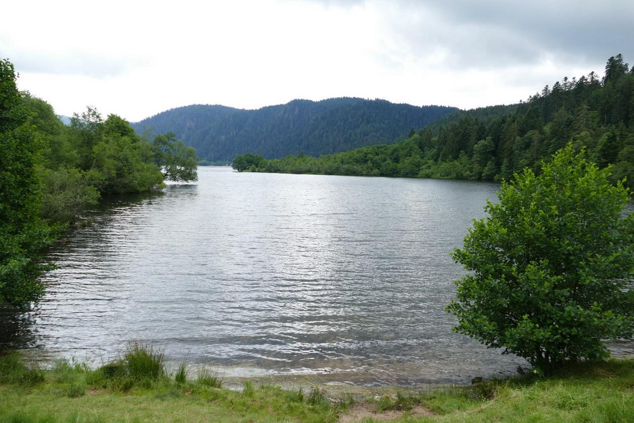 30. Le lac de Xonrupt-Longemer