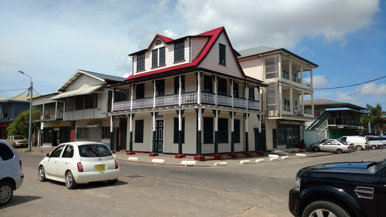 30. Paramaribo