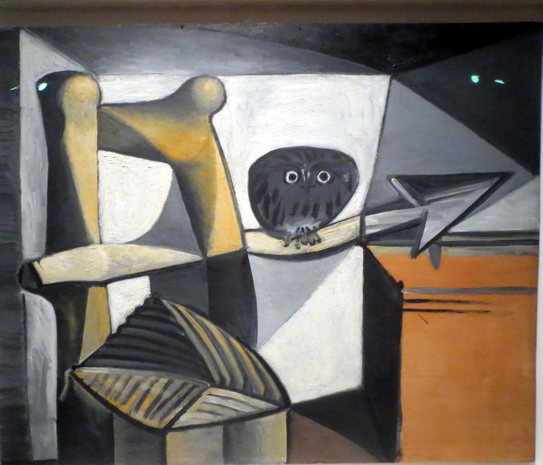 30. Picasso, expo à la Caixa cultural de Rio
