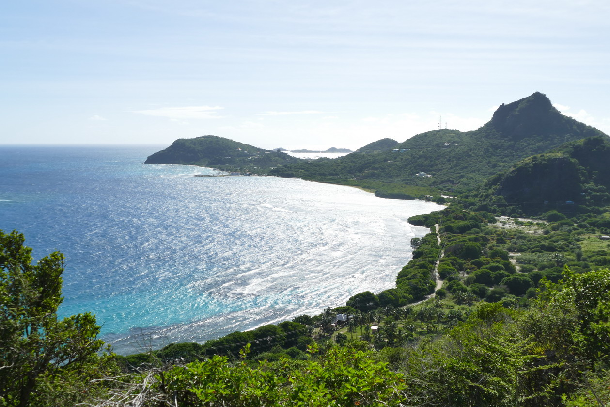 30. Union island, la côte nord
