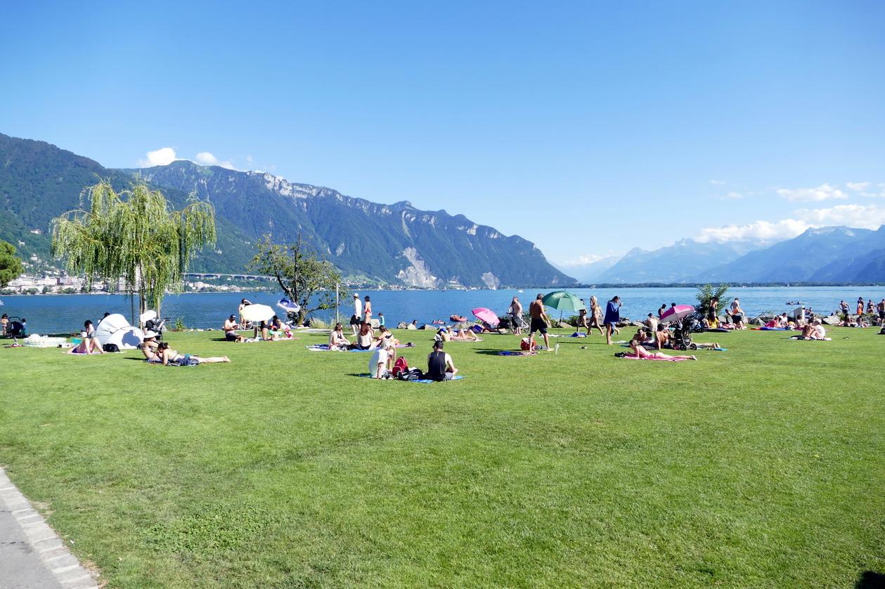 31. Lac Léman - Montreux