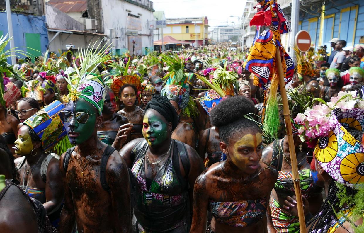 31. Le carnaval de Pointe-à-Pitre