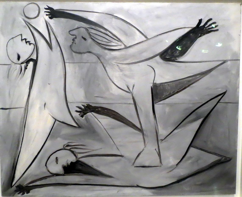 31. Picasso, expo à la Caixa cultural de Rio
