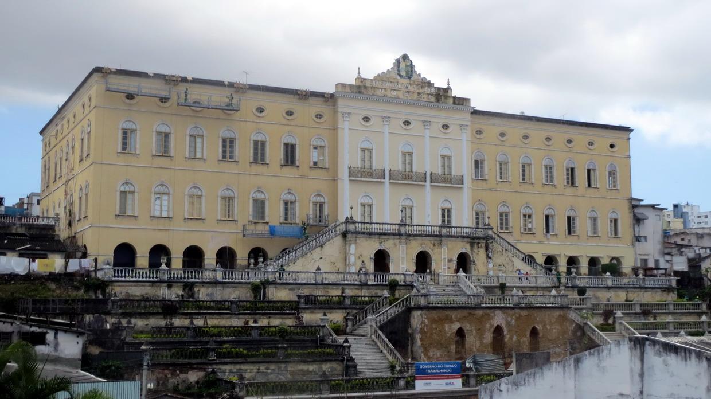 31. SdB, centre historique, le premier palais du gouverneur