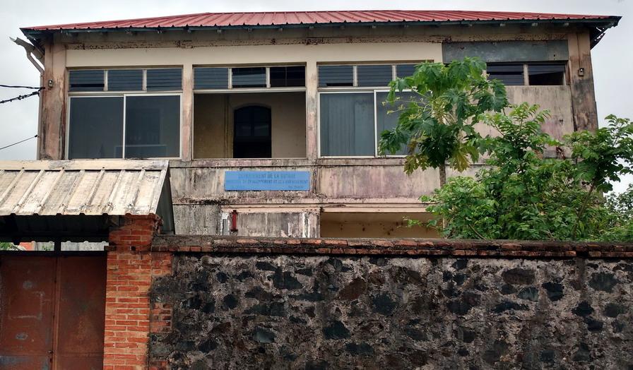 32. Département de la Guyane, direction du développement et de l'aménagement (!!!)