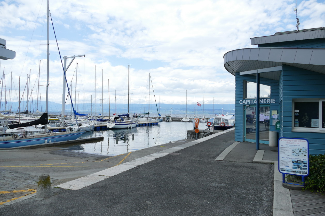 32. Lac Léman - Thonon-les-Bains