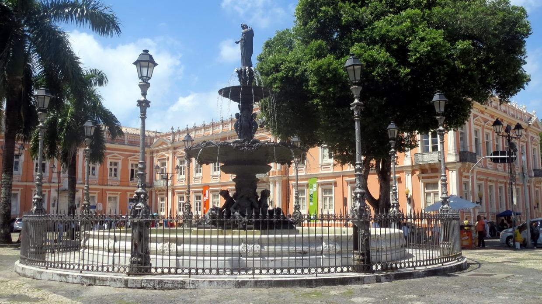 32. SdB, centre historique, musée afro-brésilien