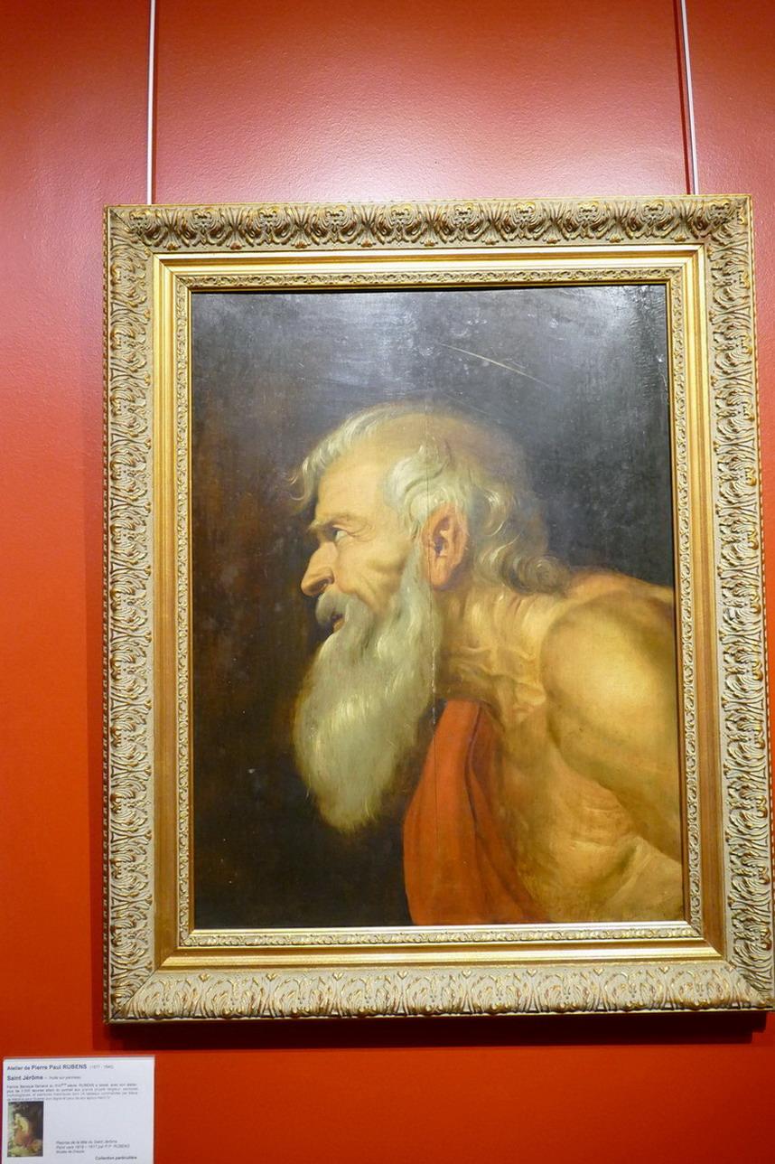 32. St François, le musée des Beaux-Arts, un Rubens ou une copie ?