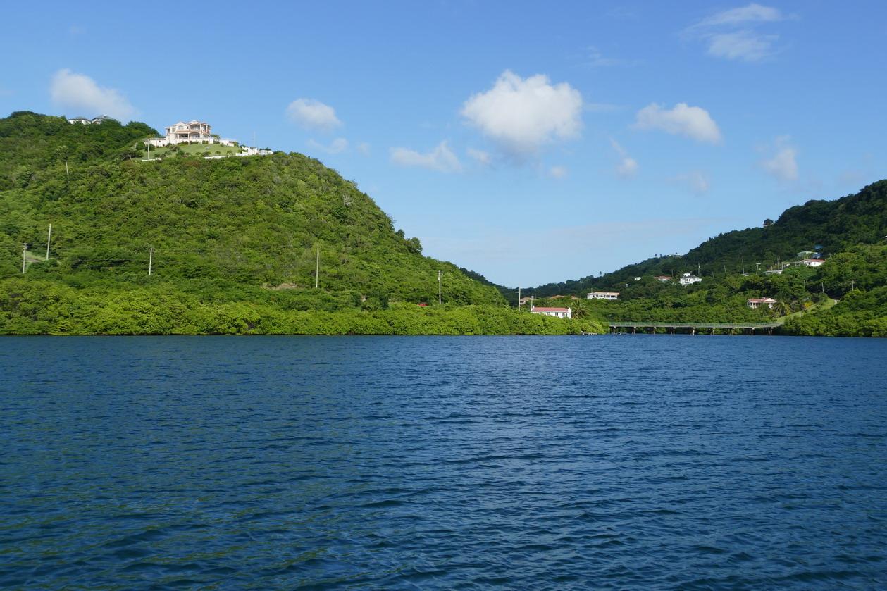 33. Port Egmont, le trou à cyclone