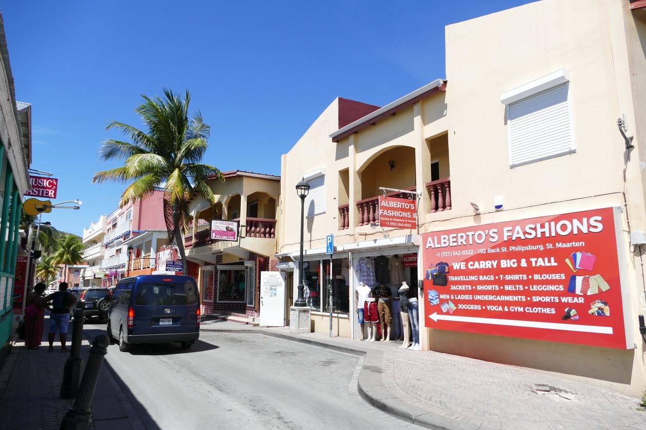 33. Sint Maarten, Philipsburg