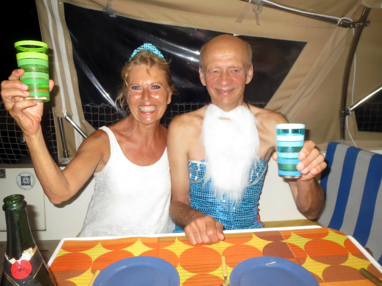 34. Festivités dans la nuit équatoriale