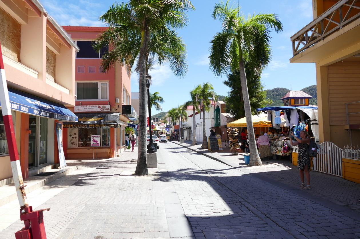 34. Sint Maarten, Philipsburg
